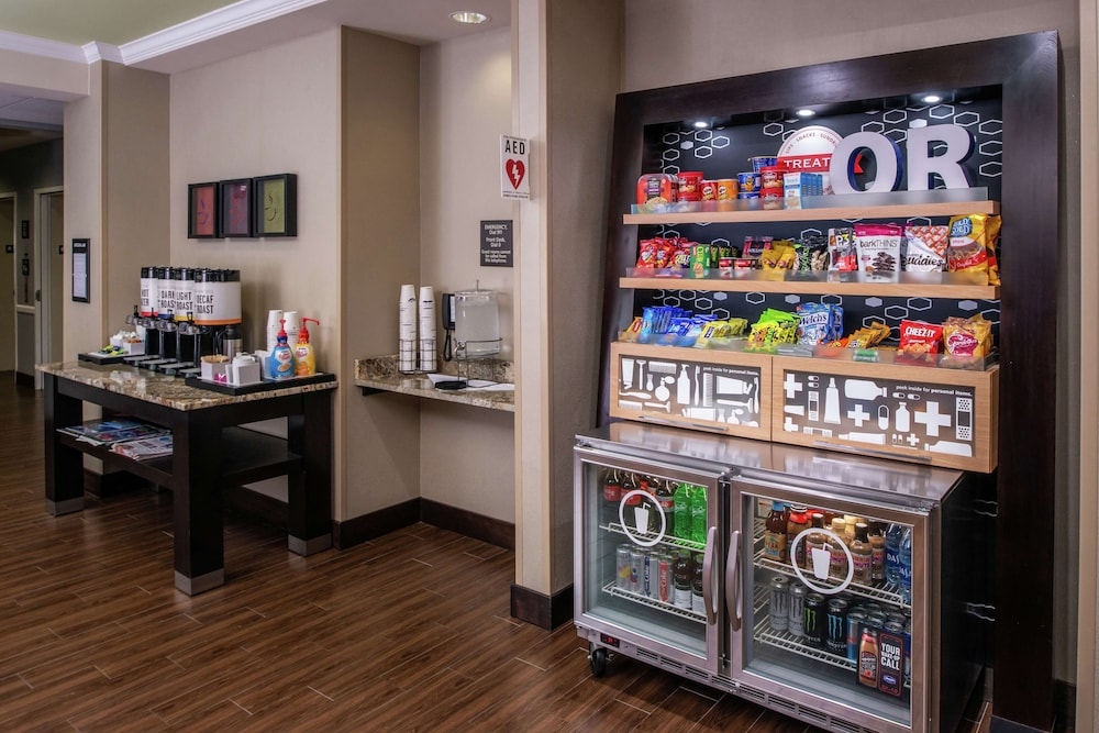 Snack Bar, Hampton Inn Eugene
