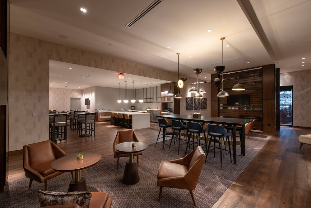 Bar, Marriott Indianapolis Downtown