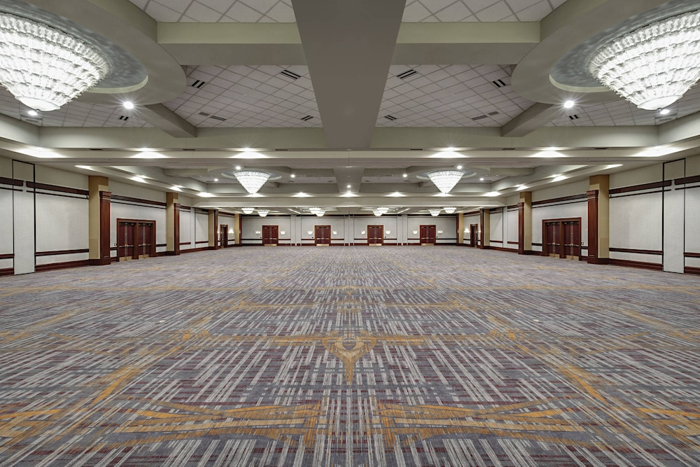 Meeting Facility, Marriott Indianapolis Downtown