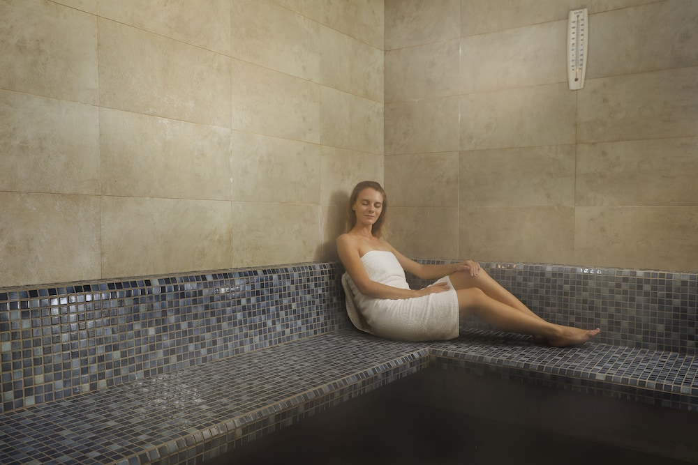 Steam Room, Padma Resort Legian