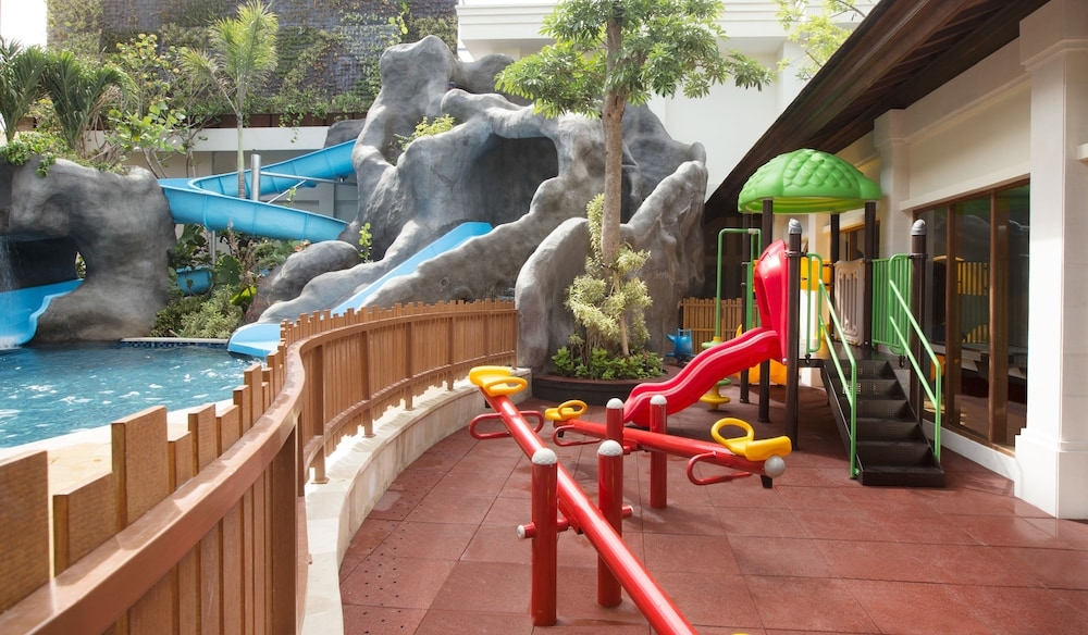 Children's Play Area - Outdoor, Padma Resort Legian