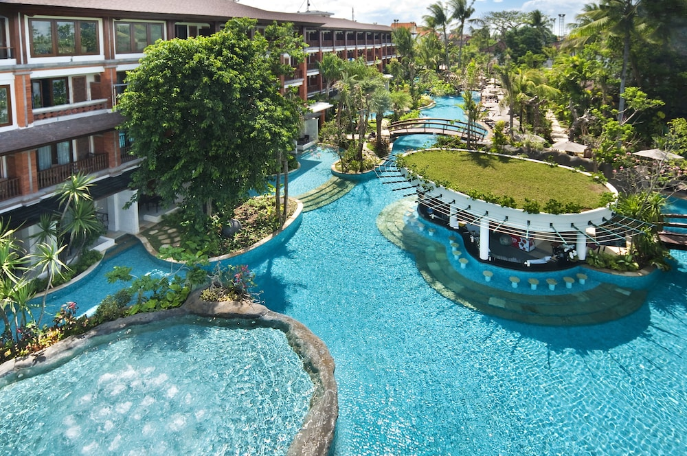 Pool, Padma Resort Legian