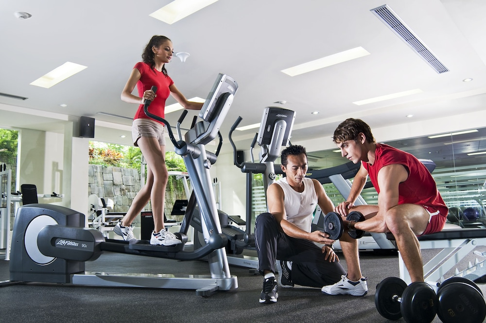 Gym, Padma Resort Legian