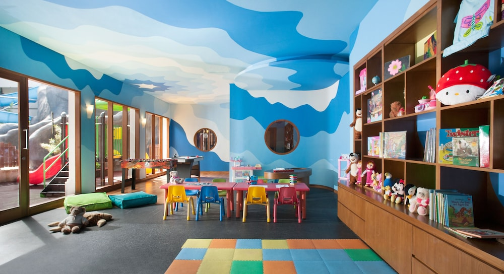Children's Play Area - Indoor, Padma Resort Legian