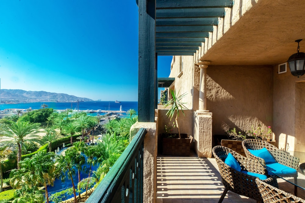 View from Room, Movenpick Resort & Residences Aqaba