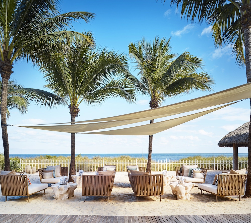 Rooftop terrace, The Ritz-Carlton Key Biscayne, Miami