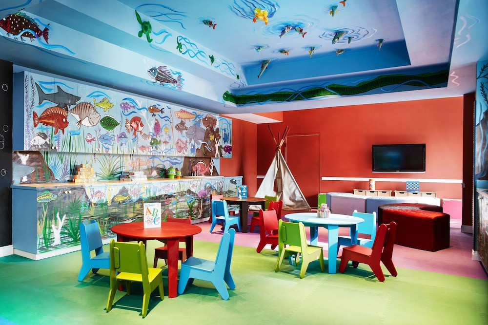 Children's Play Area - Indoor, The Ritz-Carlton Key Biscayne, Miami