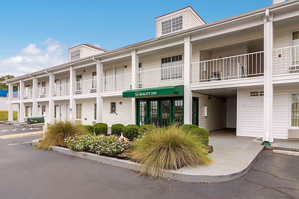 Featured Image, Quality Inn Thomaston