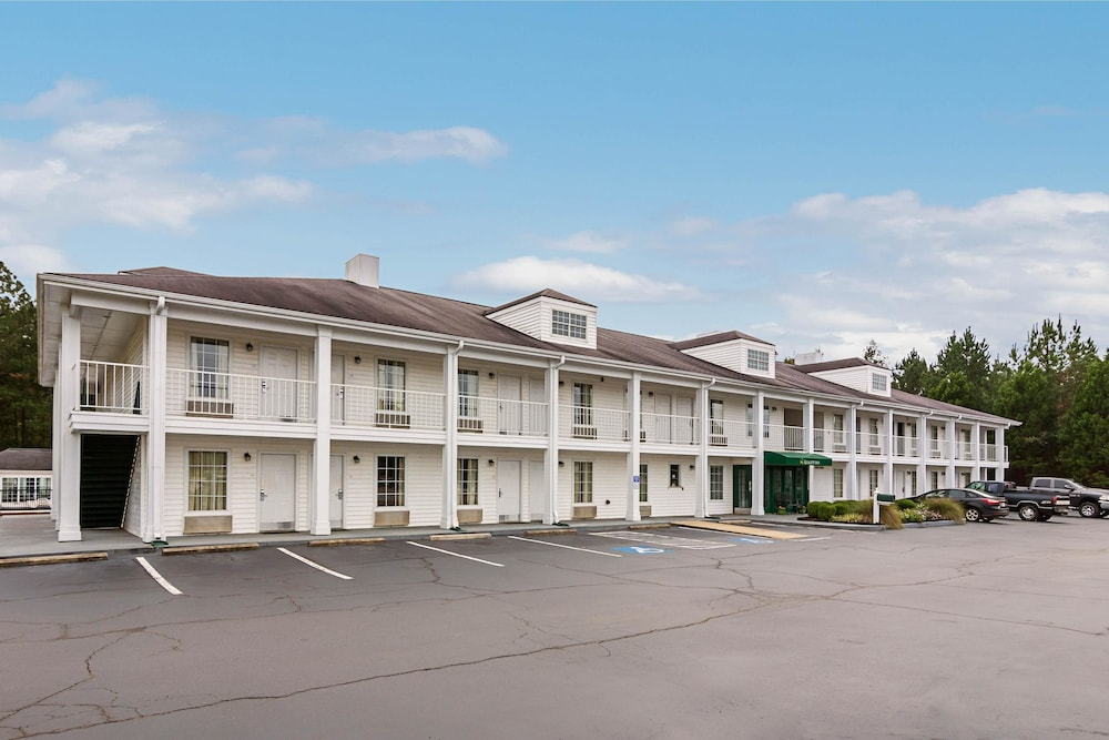 Exterior, Quality Inn Thomaston