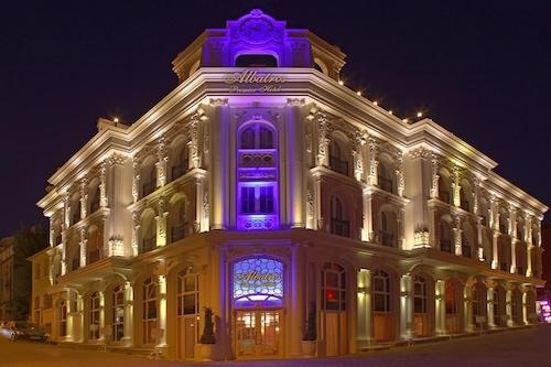 信天翁高級飯店
