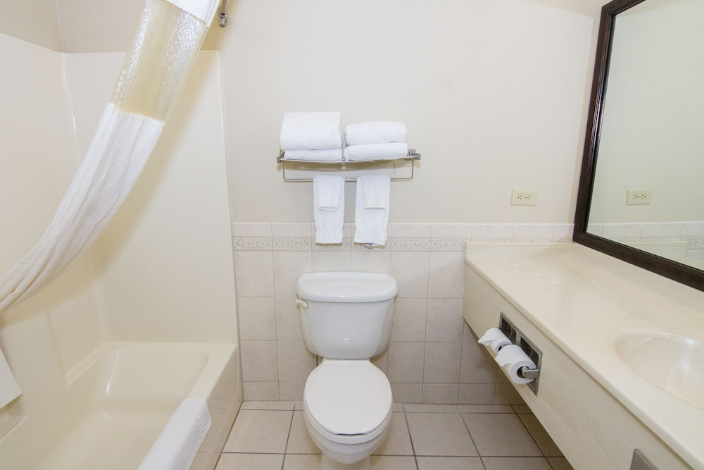Bathroom,  GrandStay Hotel & Suites Peoria