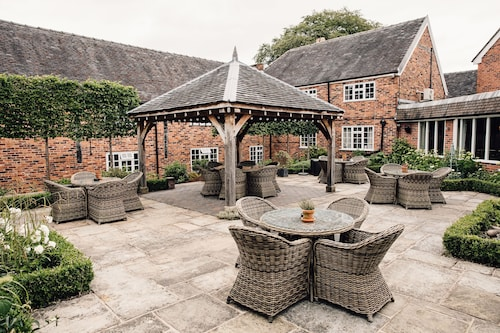 Manor House Hotel Alsager