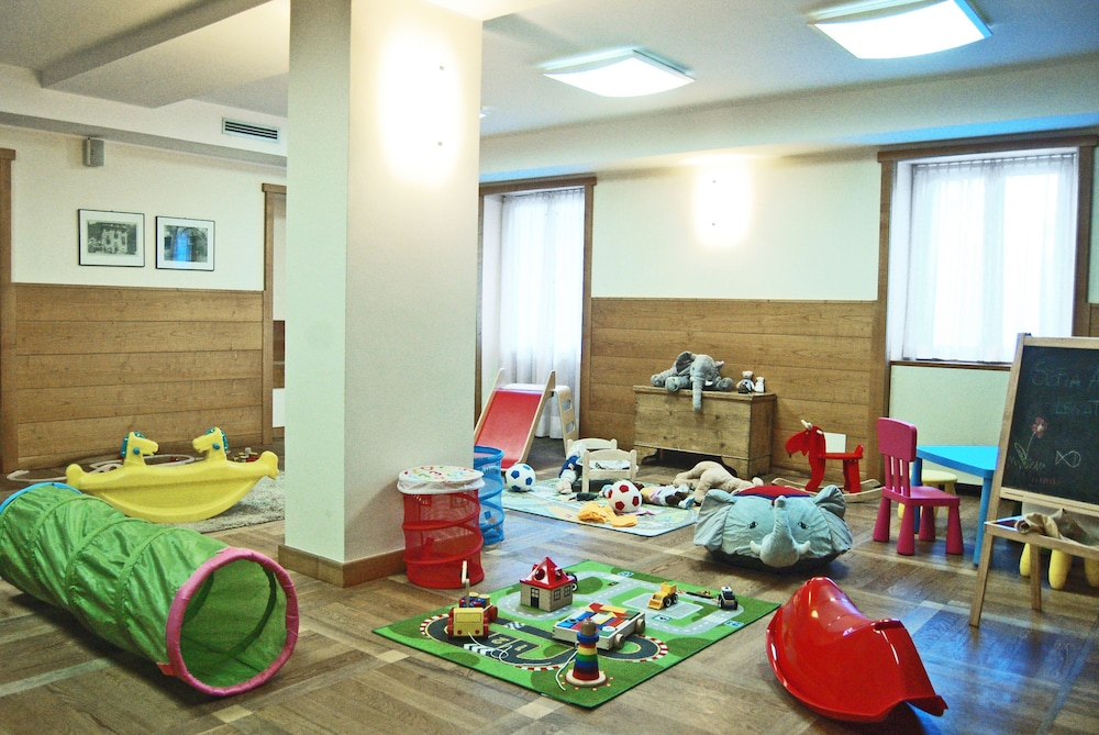 Children's Play Area - Indoor, Hotel Tremoggia