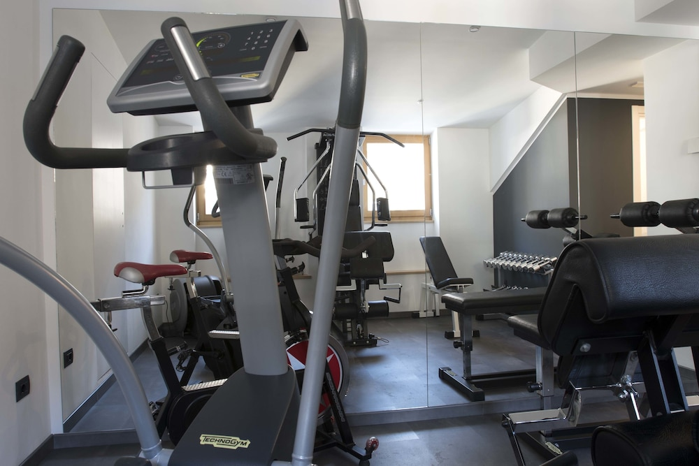 Gym, Hotel Tremoggia
