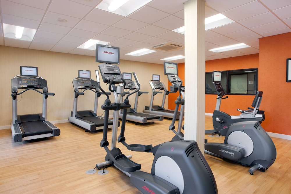Fitness Facility, Courtyard by Marriott Oakland Airport