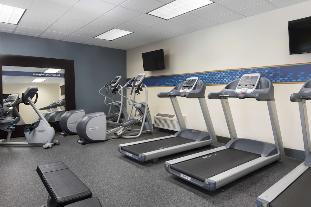 Fitness Facility, Hampton Inn Myrtle Beach West