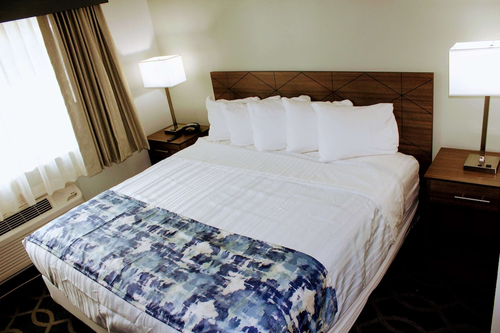 Room, Wingate by Wyndham Humble/Houston Intercontinental Airport