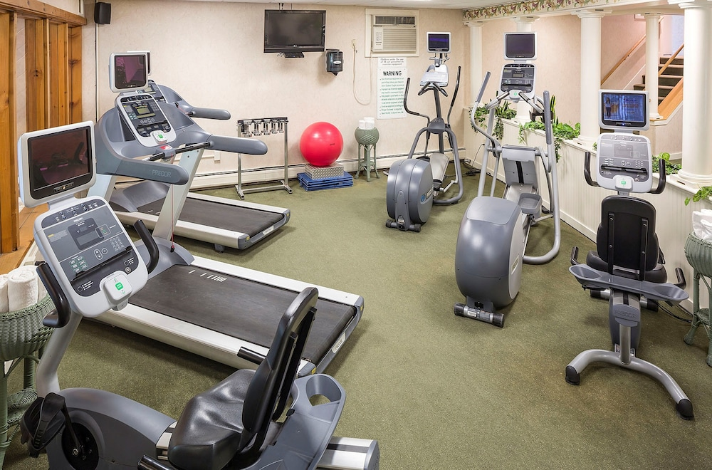 Fitness Facility, Golden Eagle Resort, Ascend Hotel Collection