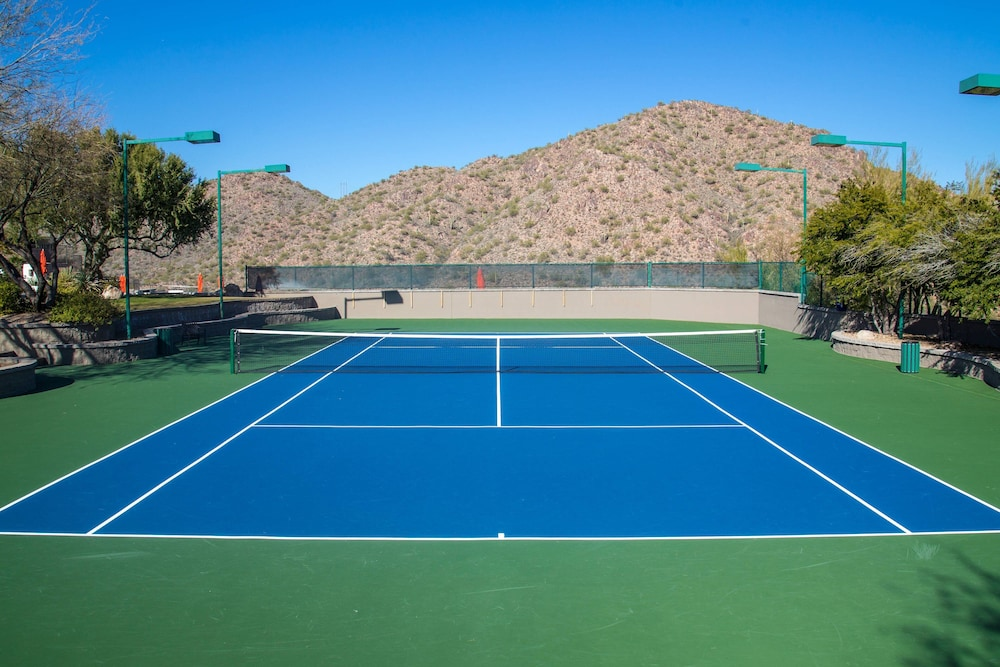 Tennis Court, ADERO Scottsdale, Autograph Collection