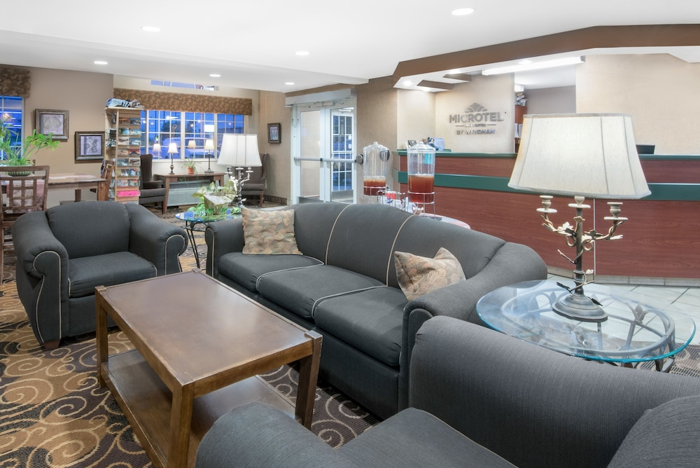 Lobby Sitting Area, Microtel Inn & Suites by Wyndham Rapid City