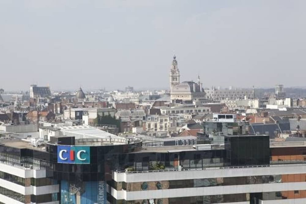 View from Property, Hotel Lille Europe