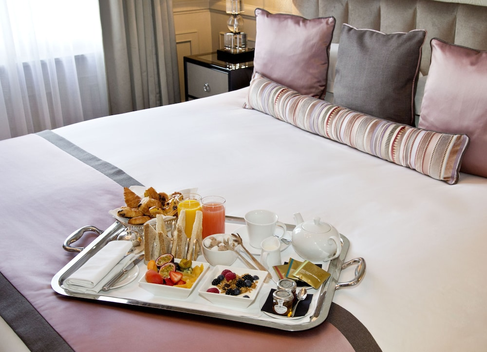 In-Room Dining, St. James Hotel and Club Mayfair