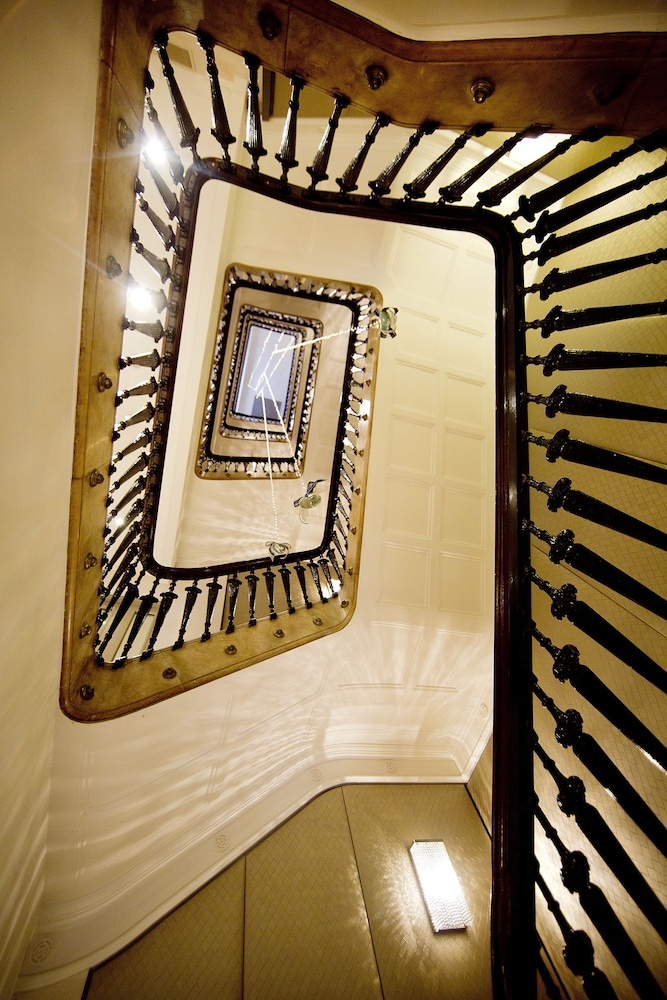 Staircase, St. James Hotel and Club Mayfair