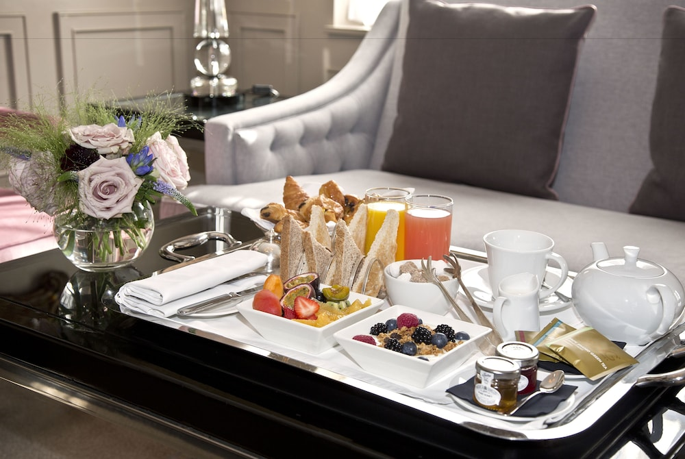Room Service - Dining, St. James Hotel and Club Mayfair