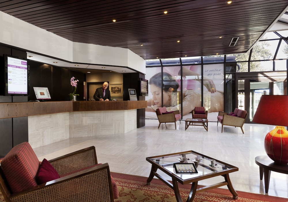 Mercure Hotel U0026 Spa Aix Les Bains Domaine Marlioz 4.0 Von 5.0.  Terrasse/Patio Profilbild Lobby ...