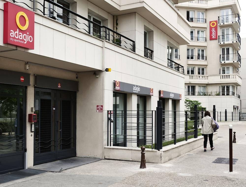 aparthotel adagio porte de versailles reviews photos rates ebookers