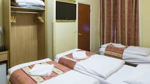 In-room safe, desk, free WiFi, bed sheets