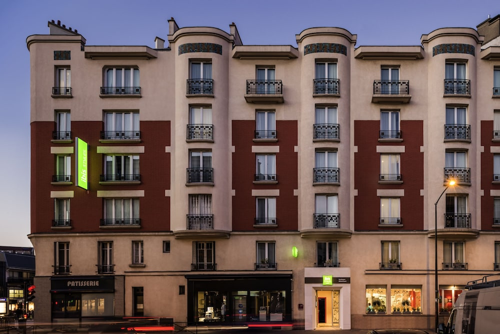 Front of Property - Evening/Night, ibis Styles Paris Boulogne Marcel Sembat