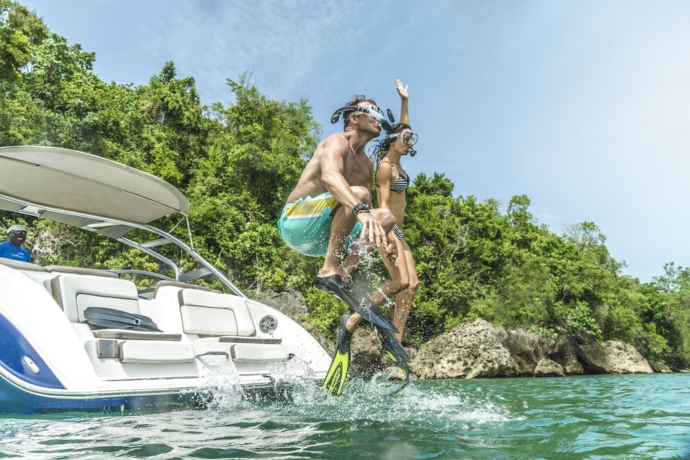 Boating, Couples Sans Souci All Inclusive