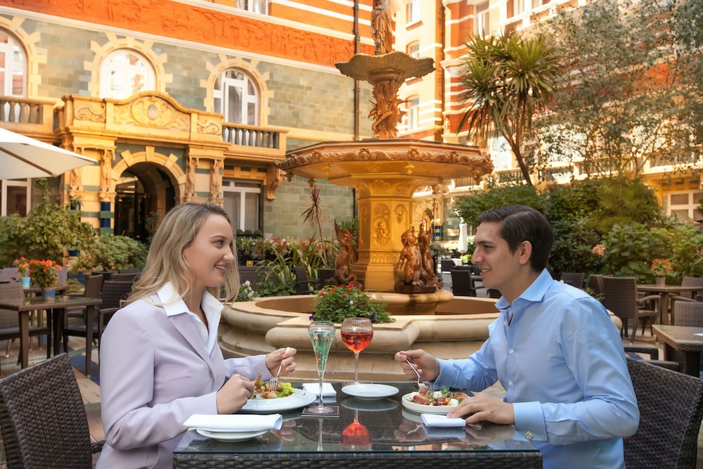Outdoor Dining, St. James' Court, A Taj Hotel, London