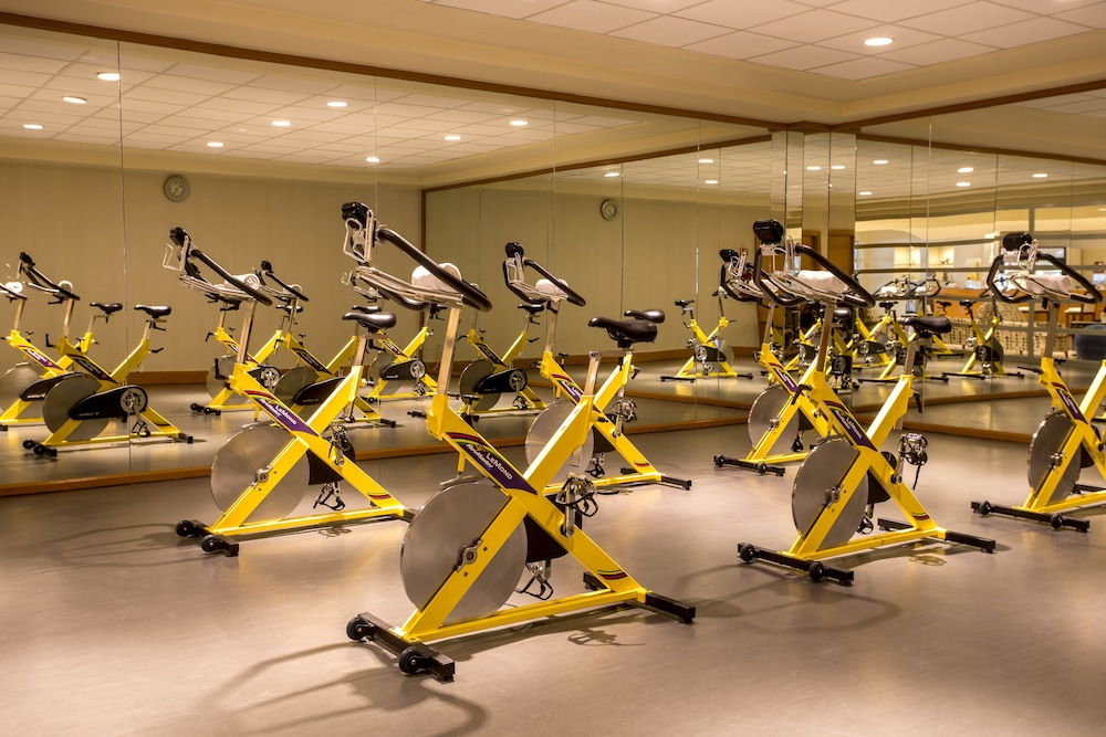 Fitness Studio, JW Marriott Cancun Resort & Spa