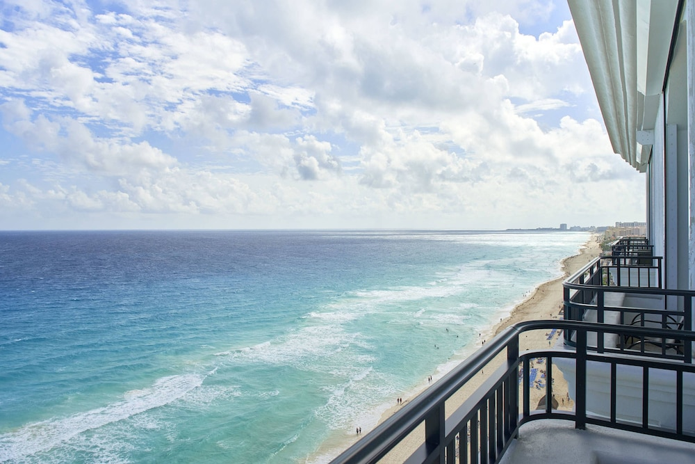 Beach/Ocean View, JW Marriott Cancun Resort & Spa