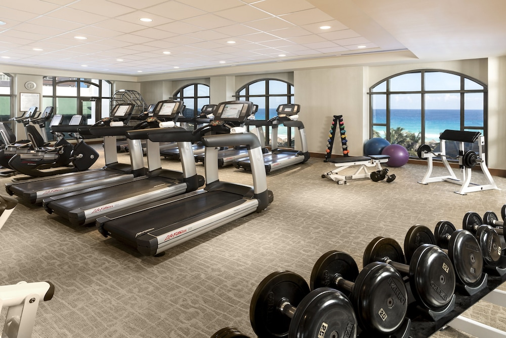 Gym, JW Marriott Cancun Resort & Spa