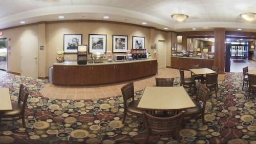 Breakfast Area, Hampton Inn @ Ameristar Casino