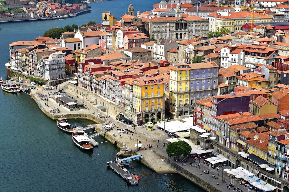 Aerial View, Pestana Vintage Porto - Hotel & World Heritage Site