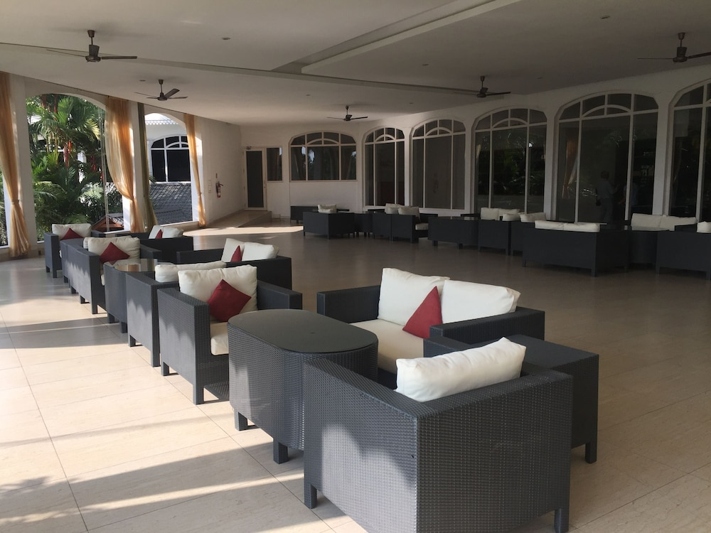Terrace/Patio, Le Meridien Kochi
