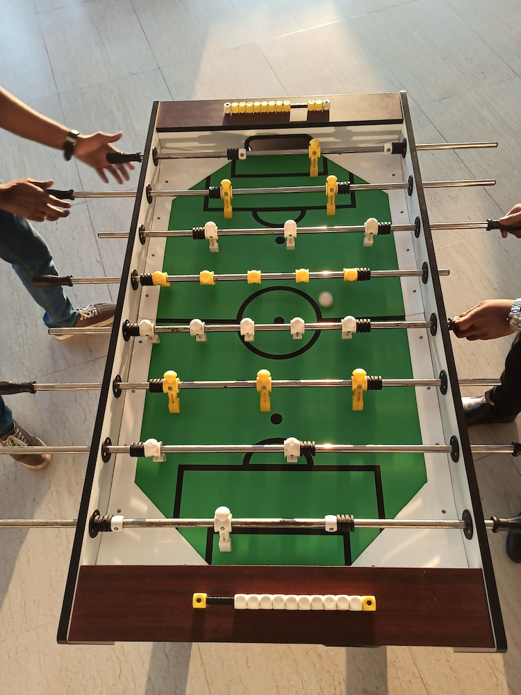 Game Room, Le Meridien Kochi