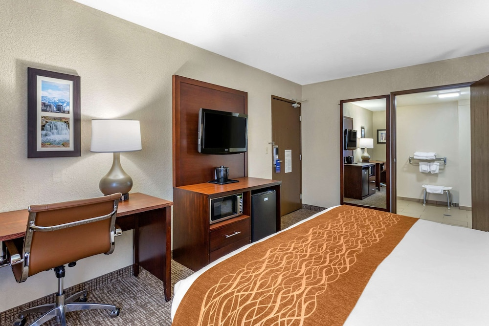 Room, Comfort Inn Layton - Air Force Base Area