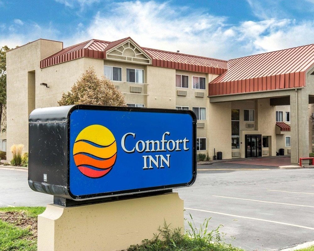 Exterior, Comfort Inn Layton - Air Force Base Area