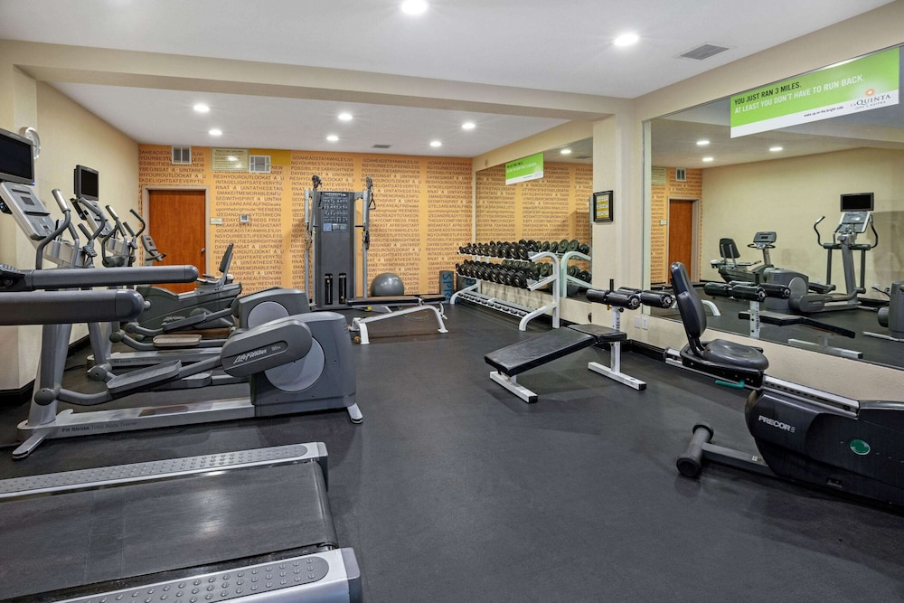 Fitness Facility, La Quinta Inn & Suites by Wyndham Boise Towne Square