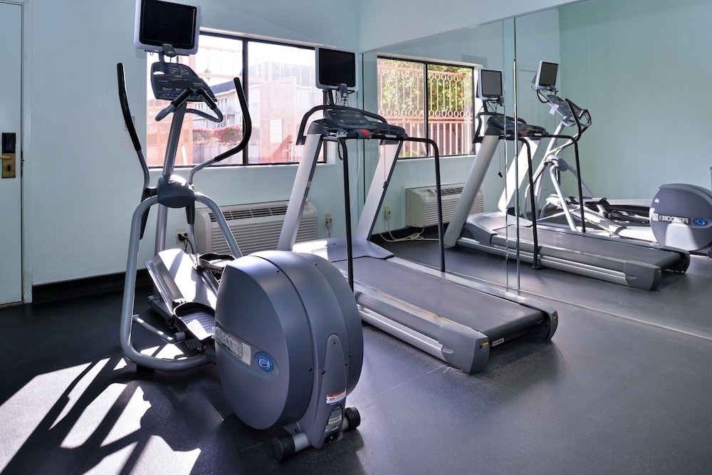 Fitness Facility, La Fuente Inn & Suites