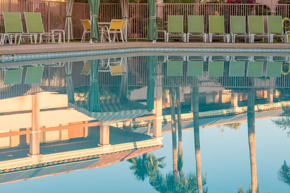 Outdoor Pool, La Fuente Inn & Suites