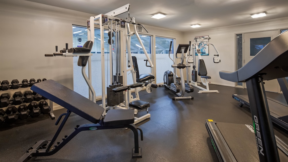 Fitness Facility, Best Western Plus Carlton Suites