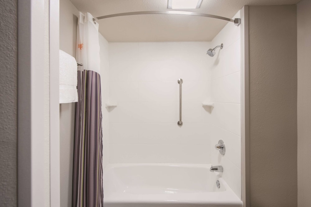 Bathroom Shower, La Quinta Inn & Suites by Wyndham Effingham