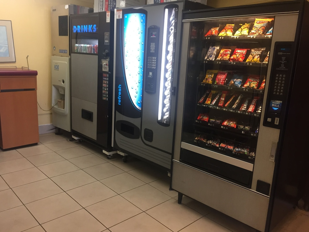 Vending Machine, Super 8 by Wyndham Champaign