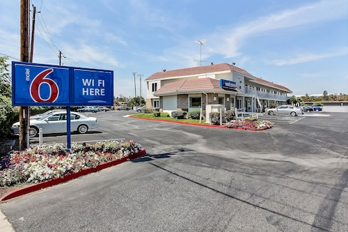 Motel 6 San Jose Airport